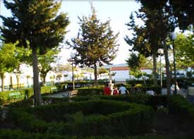 Parque de la Avenida de Andalucía