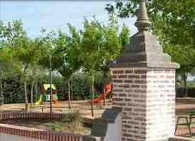 Parque del Paseo de la Victoria